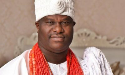 The Ooni of Ife, Oba Adeyeye Enitan Ogunwusi, celebrates five years on the throne (Photos)