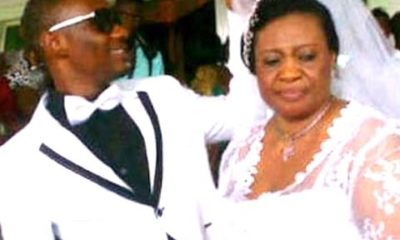 47-year-old mother marries her biological son, says she spent a lot on his education (photos)