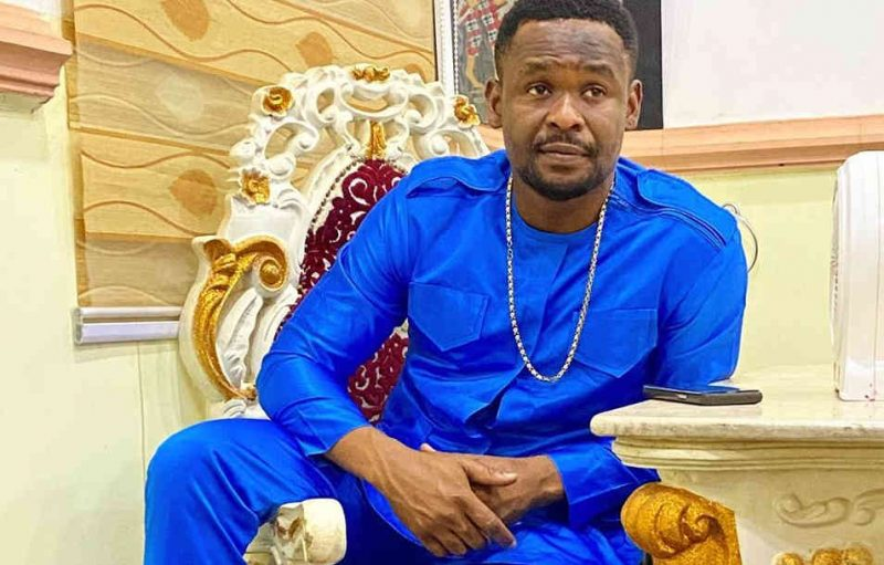 I'm the biggest, richest actor that ever came out of Nollywood - Zubby Micheal brags