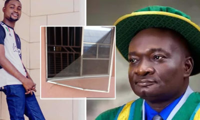 Expelled FUNAAB student accuses VC of alleged threat to life