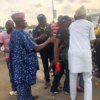 Nigerian man accuses SARS officers of allegedly assaulting his mother and two siblings after bashing their car