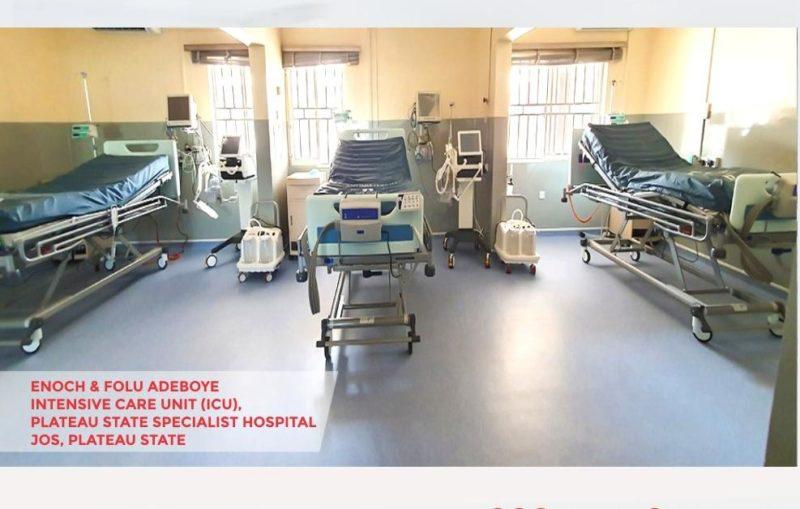 Coronavirus: Adeboye donates ICU beds, ventilators to Lagos, others