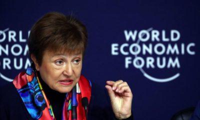 Kristalina Georgieva IMF