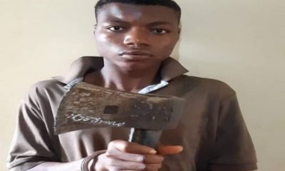 Man beheads four-year-old nephew in Anambra