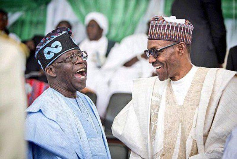 Buhari felicitates with Tinubu at 68