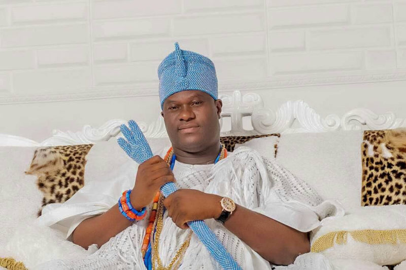 JUST IN: Ooni Of Ife reveals herbs that can treat coronavirus