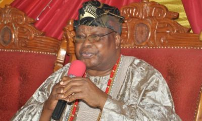 60th coronation anniversary: President Buhari congratulates Awujale of Ijebuland