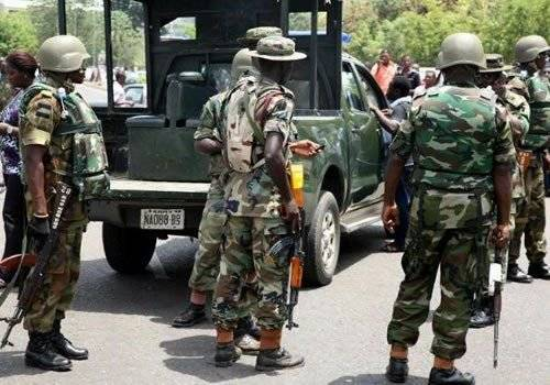 My colleague stabbed my mother twice, raped her, Nigerian soldier narrates