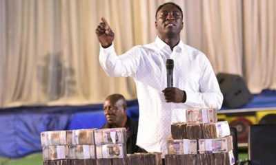 COVID-19: Jeremiah Omoto Fufeyin Foundation donates 250m online and relief materials worth 25m to government