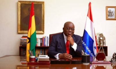 COVID-19 lockdown: Ghanaian President declares free water supply for citizens, uninterrupted power supply
