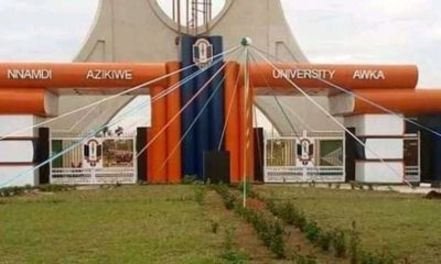 400-Level varsity student in UNIZIK 'dies frolicking'