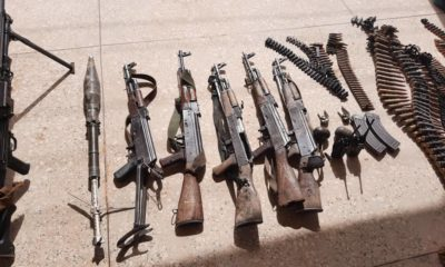 Illegal weapons importation to attract N1m fine, Senate amends firearms Bill
