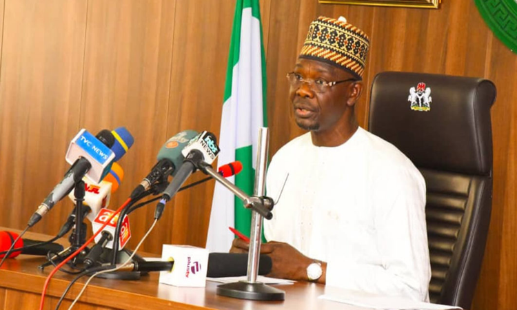 Nasarawa Governor Sule sacks SSG