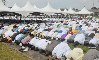 Eid-el-fitr: Auchi monarch urges Muslims to pray at home
