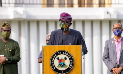 JUST IN: Lagos announces restriction of movement ahead of Saturday's Local Governmentelections