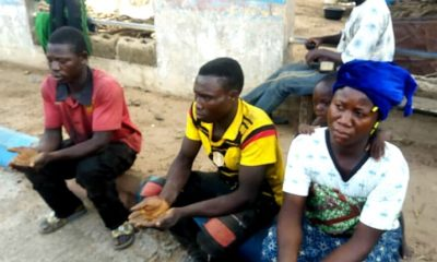 Three Togolese arrested for entering Nigeria illegally