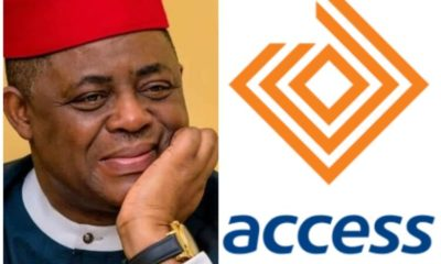 You have betrayed your workers because you want to appease Buhari- Fani Kayode slams Access Bank