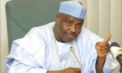 COVID-19: Tambuwal applauds Buhari, inaugurates volunteers