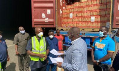 Lockdown: Nestle donates N32m palliatives to Rivers