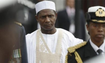Presidency pays tribute to late President Yar'Adua