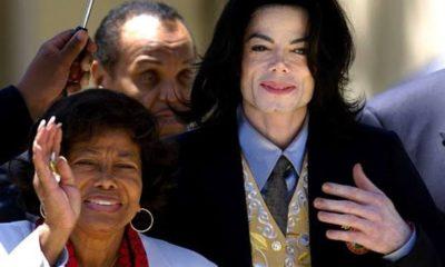 Micheal Jackson's mum Katherine Esther turns 90