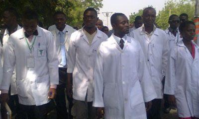Curfew: Lagos doctors begin indefinite sit-at-home