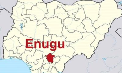 gunmen police Enugu