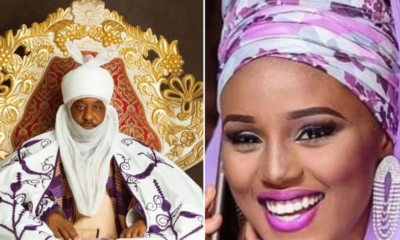 Dethroned Emir of Kano, Lamido Sanusi welcomes baby girl with 4th wife