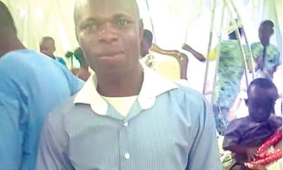 PETER Greg Edogbeji