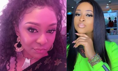 Lionesses don't respond to psychotic maggots with no self-worth- Victoria Inyama savagely blasts Etinosa over death joke