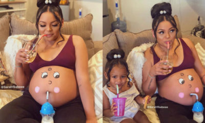 Checkout the maternity photoshoot everyone is talking about on social media (photos)