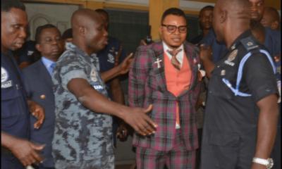 Ghanaian Pastor, Bishop Obinim arrested by police