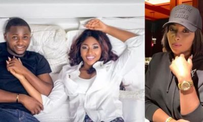 Lilian Esoro reacts to 'concerned' fan's statement on her relationship with ex-husband Ubi Franklin