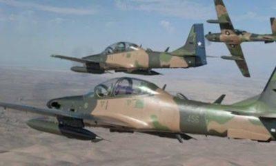 Nigeria fighter jets