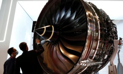 COVID-19: Britain's Rolls-Royce cuts 9,000 jobs