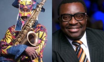 The success of comedy cannot be written without Lagbaja, Ali Baba Reveals