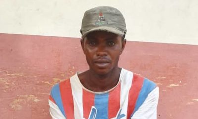 Chukwuemeka Nnane, also known as 'No Stain' or 'Armourer', was declared wanted by the police in 2019