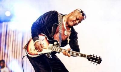 Nigerian Juju musician, Shina Peters, is 62