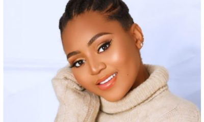 Absolutely stunning, Fans react to Regina Daniels in new cover photo