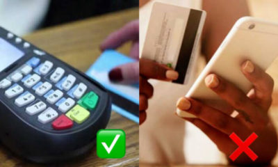 How fraudsters among POS Agents can use your ATM without OTP or PIN to withdraw money from your bank accounts- Man shares