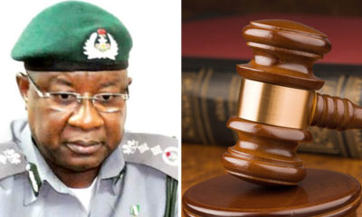 (JUSTIN) Alleged N1.1b fraud: Court dismisses charge against Ex-Customs boss Dikko