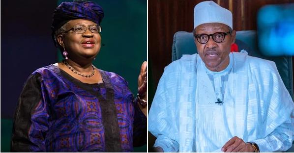 Buhari nominates Okonjo-Iweala for WTO DG position