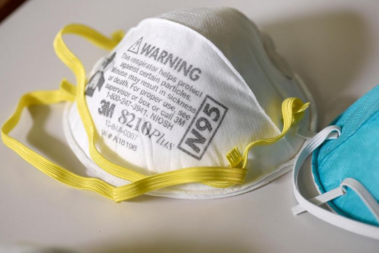 Covid-19: US sues Chinese firm over half-million 'fake' N95 masks