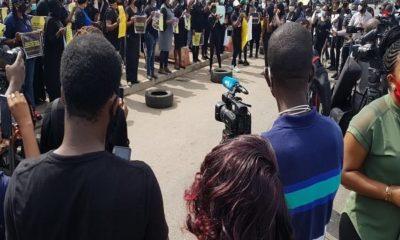 'SAY NO RAPE', Protesters rock Abuja, Lagos (photos)