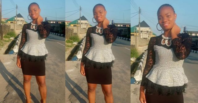 Angry lady slams man for advising the menfolk to rape any lady that refuses them s3x after collecting money