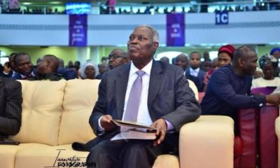General Overseer Pastor W.F Kumuyi clocks 79 today
