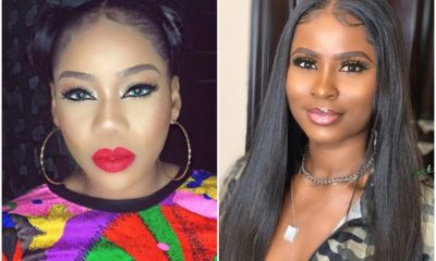 BBNaija reunion show: Keep pushing and stand strong, Toyin Lawani encourages Ella after she was humiliated