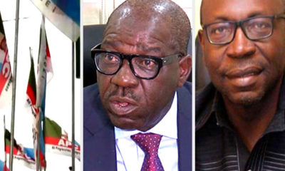 Edo 2020: Obaseki, Ize-Iyamu, others face screening panel