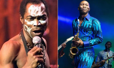 Most Nigerian artistes use my dad, Fela, as an excuse to live recklessly- Seun Kuti