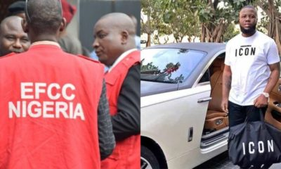 Alleged fraud: We are not involved in Hushpuppi's arrest- EFCC